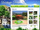Landscape design Flash template ID: 300110222