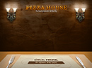 Pizza house Flash template