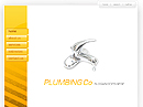 Plumber Flash Site Template