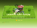Item number: 300110141 Name: Landscape design Type: Easy flash template