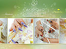 Nail Saloon Easy flash templates