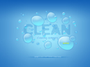 Cleaning co. Easy flash templates