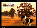 Horse Farm Easy flash templates