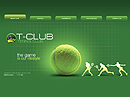 Item number: 300110191 Name: Tennis club Type: Easy flash template
