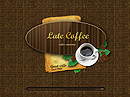 Coffee Easy flash template
