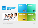 MEdCompany Easy flash templates