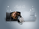Jewelry co. Easy flash template