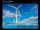 Wind Energy Easy flash templates