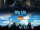 City life Easy flash template