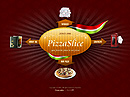 Pizza Slice Easy flash template