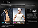 Luxury Fashion Easy flash template