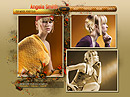 Model portfolio Easy flash template