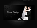 Dream wedding Easy flash template