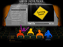 Movie Palace Easy flash templates