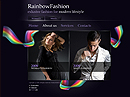 ReinbowFashion Easy flash template