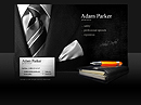 Private Lawyer Easy flash template