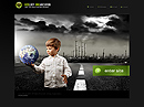 Ecology - Easy flash templates, Environment flash site design