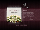 Funeral Service Easy flash templates