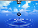 Clean water Dynamic Flash Template