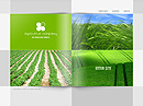 Item number: 300110412 Name: Agriculture CO. Type: Easy flash template