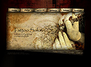 Tattoo salon Easy flash template