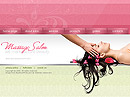 Massage Salon Easy flash templates