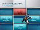 Window Cleaning Easy flash templates