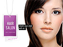 Hair Salon Easy flash template
