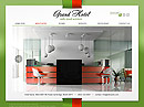 Grand Hotel Dynamic Flash Template