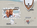 Love Story Easy flash templates