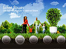 Green Power Easy flash templates