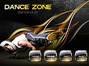 Dance Zone Easy flash templates