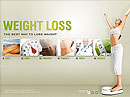 Weight loss Easy flash template