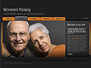 Retirement planning Easy flash templates