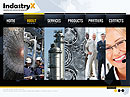 Industry Easy flash templates