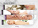 SPA Salon Easy flash templates