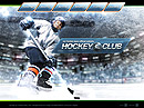 Hockey club Easy flash templates