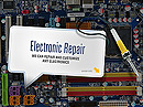 Electronics Repair - Easy flash templates, PC Repair FLASH website templates
