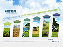 Agro Company Easy flash templates