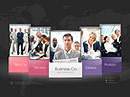 Business company Easy flash templates