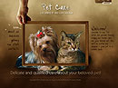 Pet Care Dynamic Flash Template