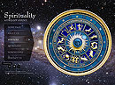 Astrology Dynamic Flash Template