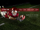 Football Team Easy flash template