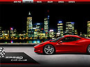 Car Club Dynamic Flash Template