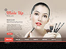 Make Up Studio Easy flash templates