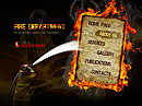 Fire Department Dynamic Flash Template
