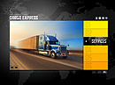 Transportation Easy flash template