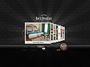 Bed and Breakfast Easy flash template