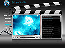 Movie producer Easy flash template