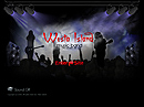 Music band - Easy flash templates, Band website templates